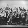 Tanzgruppe 1956