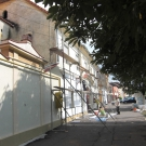 Pfarrhausrenovierung 2009