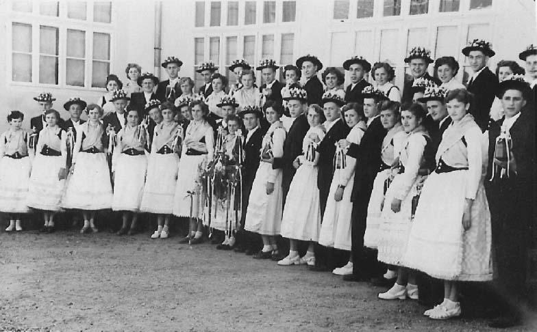 Kirchweih 1956