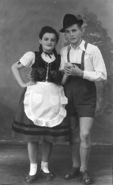 Traubenkränzchen 1946