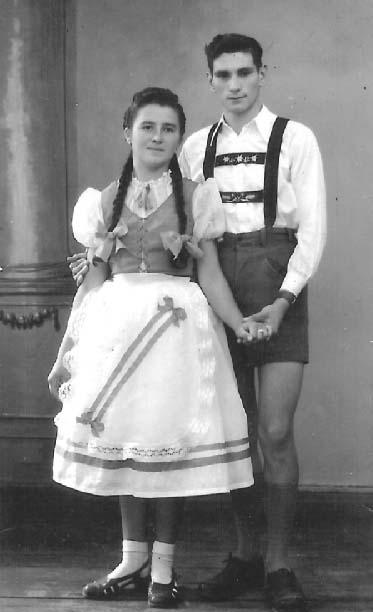 Traubenkränzchen 1948